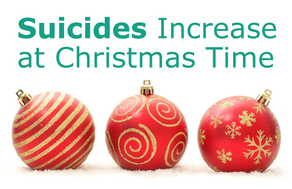 Suicides Increase at Christmas Time