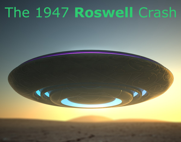 The 1947 Roswell Crash
