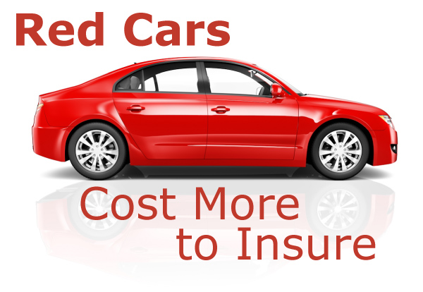 Red Cars Cost More to Insure