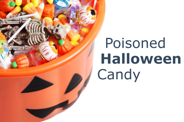 Poisoned Halloween Candy